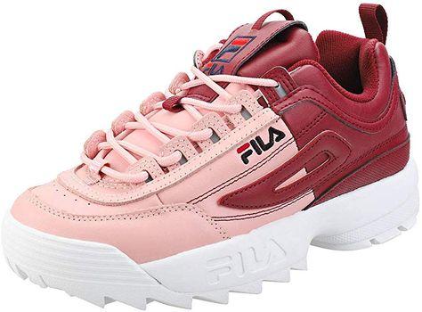 Fila Disruptor 2 Premium Femme Baskets Mode 41 EU: Amazon