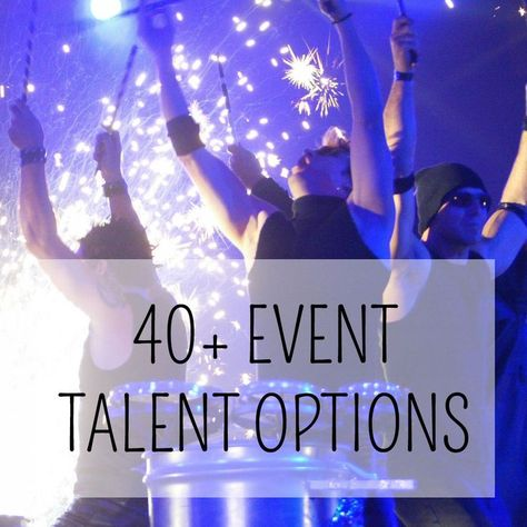Book exclusive entertainment acts for your next corporate event. Check out the most trusted resource in event production for over 30 years.