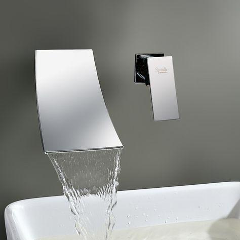Contemporary Bathroom Sink Faucet