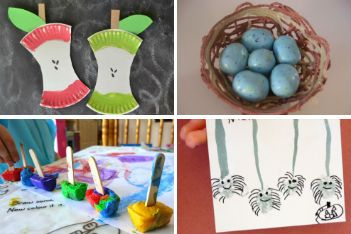 11 easy toddler crafts – Today's Parent