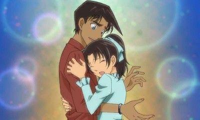 Detektiv Conan-Heiji und Kazuha (With images) | Conan