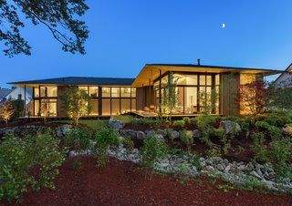 Suteki House By Kengo Kuma Japanese Inspired Home In Oregon