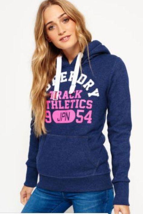 superdry ladies hoodies sale