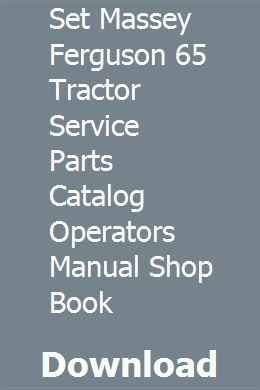 Ford 600 700 800 900 601 701 801 901 1801 Tractor Service Parts Manual Catalog