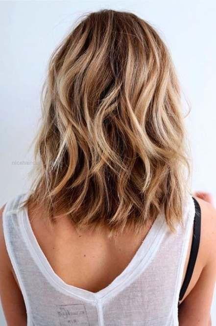 Hairstyles For Medium Length Hair Bob Beach Waves 49 Ideas For 2019 Hair Styles Hair Lengths Medium Length Hair Styles