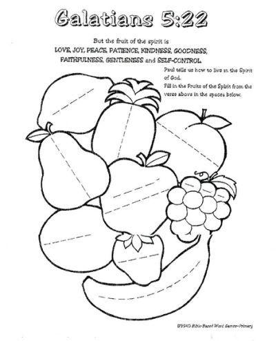 Fruit Of The Spirit ~ Links Fruit Of The Spirit, Holy Spirit Craft, Fruits  Of Holy Spirit