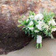 A Yellow DIY Wedding: Bow Ties, Pugs, Balloons & A Floral Sash » Favdig