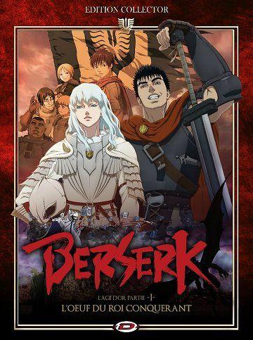 Berserk Episode 1 Vostfr : berserk, episode, vostfr, Berserk,, L'Age, L'oeuf, Conquérant, 2011/2012, Kentaro, Miura, Studio, (Vostfr), Anime, Movies,, Berserk, Movie