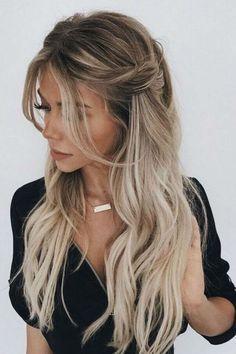 Coiffure cheveux longs 2020 : le top des modèles de coupes pour les cheveux longs - Doctissimo