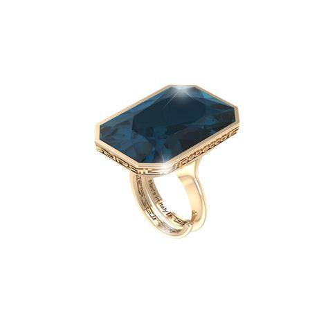 Anelli Elizabeth, elegante e aristocratica come una principessa metropolitana #rebeccajewelry #ring