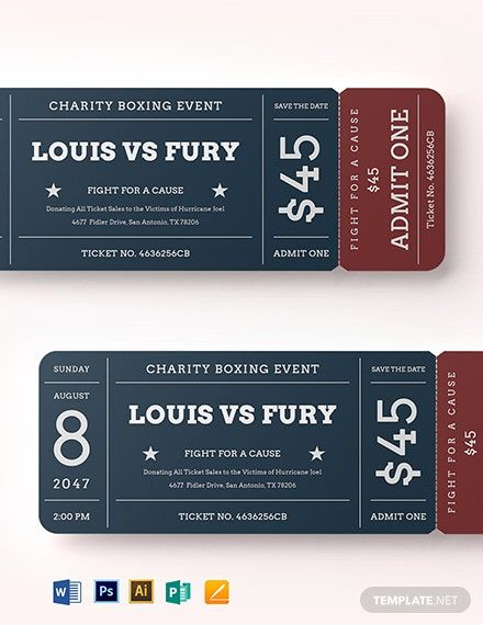 Charitable Sports Event Ticket Template Free Jpg Illustrator Word Apple Pages Psd Publisher Template Net Event Ticket Template Sport Event Ticket Template