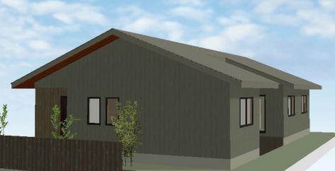 家族で住む和風の平屋の間取り 38坪5ldk 平屋間取り 2020