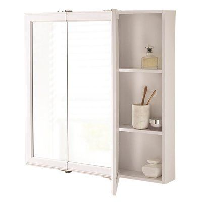 Home Decorators Collection Part 45393 Home Decorators Collection 30 In W X 29 In H Fog Free F White Medicine Cabinet Bathroom Medicine Cabinet Home Depot