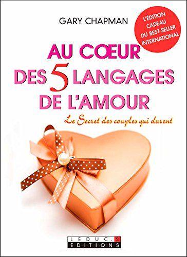 Les 5 Langages De L'amour Pdf Gratuit : langages, l'amour, gratuit, Télécharger, Coeur, Langages, L'amour:, Secret, Couples, Durent, (COUPLE, POCHE), Chapman,, Langage,, Amour