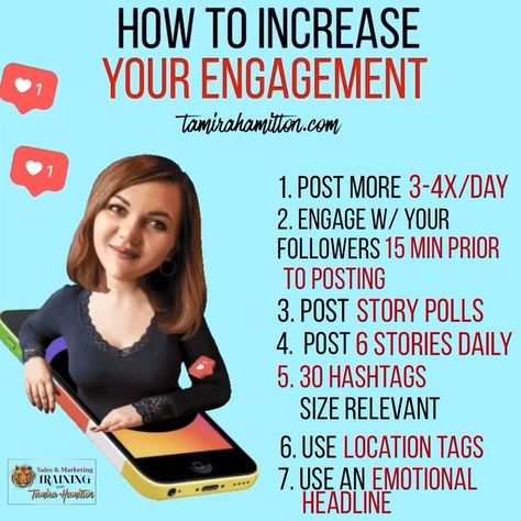 Engagement is a term used to gauge the amount of traffic a user gets, high engagement means it is  holds a good amount influence
