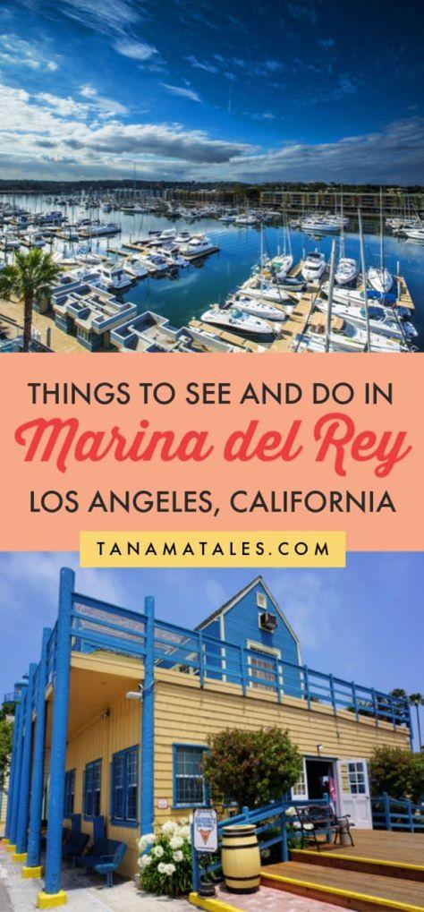 Things to Do in Marina del Rey, California - Tanama Tales