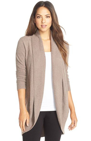 Free shipping and returns on Barefoot Dreams® Barefoot Dreams 'Circle' Cardigan at Nordstrom.com. A signature lightweight and cozy knit elevates the comfortof a chic longcardigan that looks great around the house or out on errands.