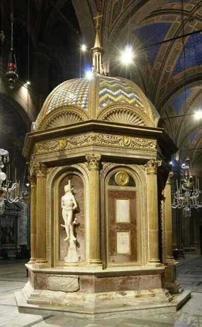 Tempietto del volto santo  Cattedrale di San Martino  1484