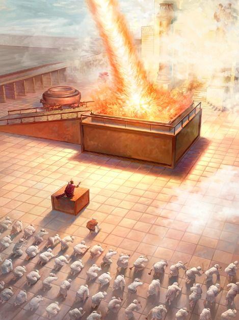 O templo do rei Salomão | Lições da Bíblia para crianças | Biblical art,  Jehovah, Bible art