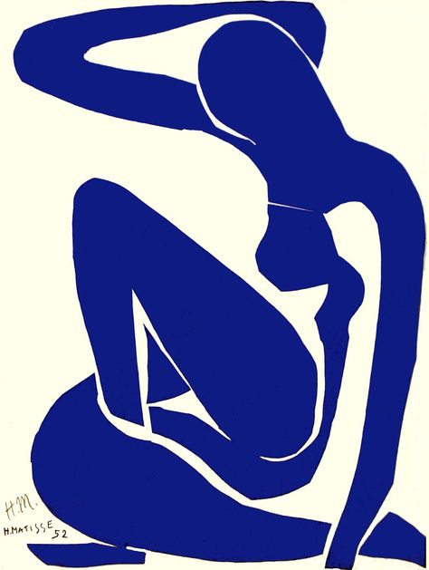PROJECT 4: EXAMPLE: Matisse...one of my all time favorites..ever.. Totally. :)
