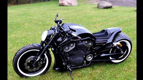 """▷ Harley Davidson V Rod """"Rod"""" by Fredy motorcycles"""