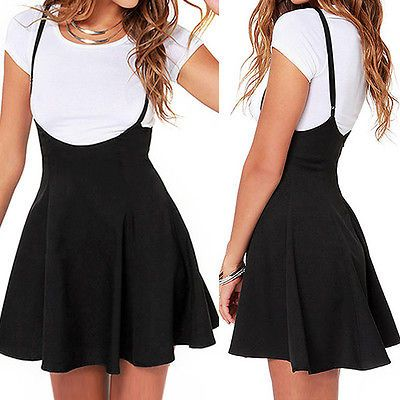 Kid Girl Summer Party Dress Short Sleeve Flared Swing Dress Skater Pleated Skirt