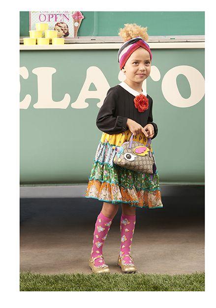 6f9d179f2 Gucci Kids SS18 at Alexandalexa.com kids fashion | kids | Kids fashion,  Gucci kids и Fashion