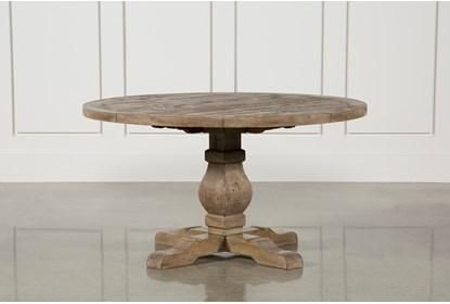 Caden Round Dining Table Natural 495 In 2020 Dining Table
