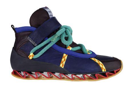 Bitácora de un Pez: Bernhard Willhelm x Camper   Zapatos de