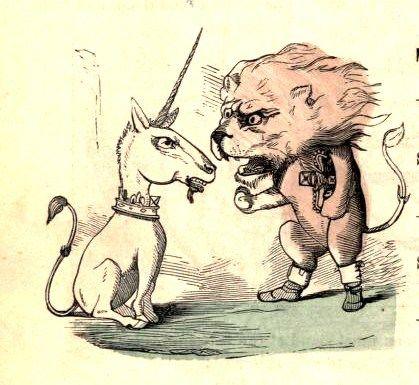 A Treasure Trove Of Children S Book Illustrations In The Public Domain Free Vintage Illustrations Unicorn Illustration Children S Book Illustration Illustration