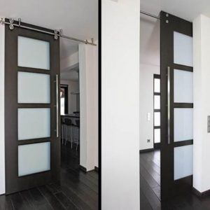 Ceiling Mounted Sliding Door Track