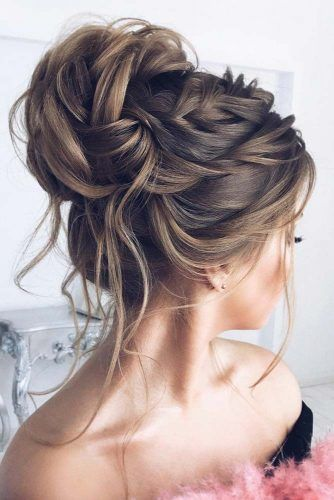 42 Bridesmaid Hair Styling Ideas | LoveHairStyles.com -  Hottest Bridesmaid Hair Styles ★ See more: lovehairstyles.co…  - #BridalHair #bridesmaid #BridesmaidHair #hair #ideas #lovehairstyles #LoveHairStylescom #ModernHaircuts #NaturalHairBrides #styling #WeddingHairs #WeddingUpdo