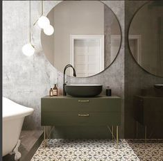 20 Beautiful Bathroom Mirror Ideas To Shake Up Your Morning Lipstick Trendy Pictures Bathroom Inspiration Modern Modern Bathroom Design Bathroom Inspiration