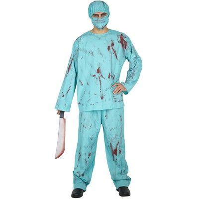 Déguisement homme chirurgien - Déguisement   Halloween - Loisirs -  Bien-être   Loisirs  7416866c446