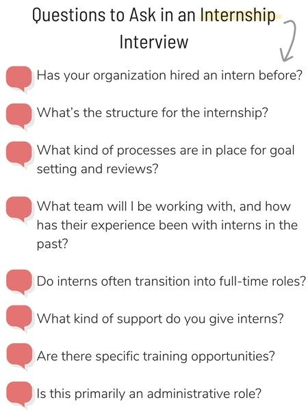 How To Tell If An Internship Will Be Meaningful Internship Interviews Internship Job Interview Advice