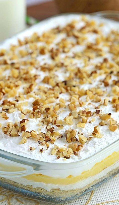 Coconut Cream Delight - Sugar Apron