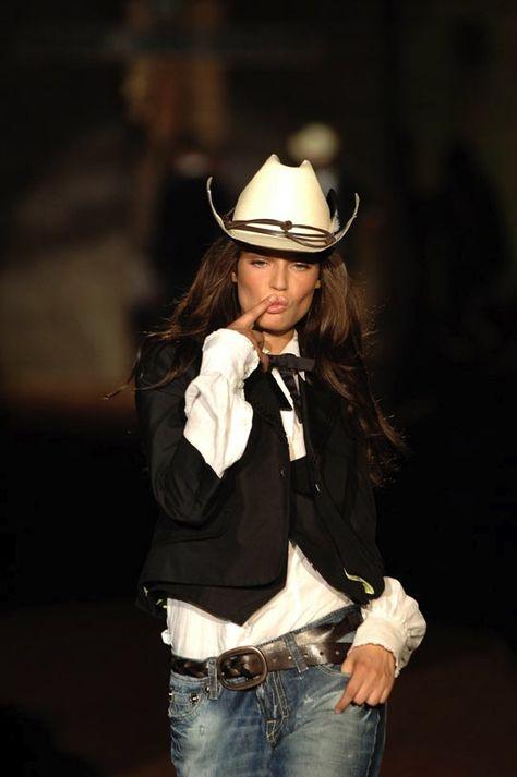La Mode Version Cowboy Fasching In 2019 Pinterest Models