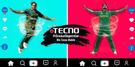 A Buzz Worthy Cricket Super Star Challenge By Tecno Is Here Techno Superstar Music Star