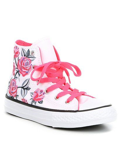 hi top converse for girls