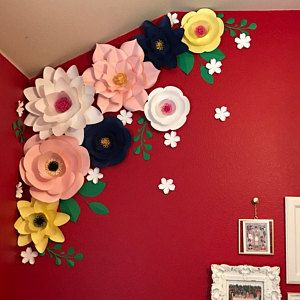 Giant Flower Stem Tutorial Diy Large Flower Stem Giant Paper