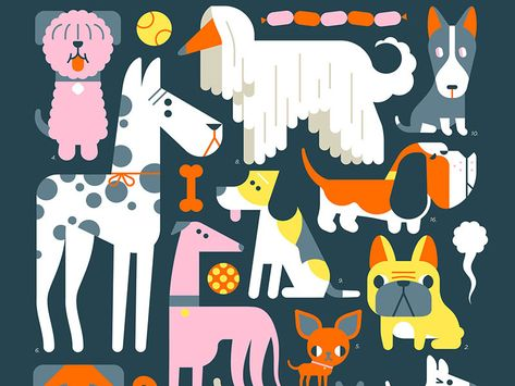 Doggies by Loulou & Tummie