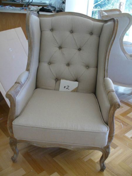 Oak French Provincial Antique Style Shabby Chic Wing Arm Chair   Dining  Chairs   Gumtree Australia Adelaide City   Adelaide CBD   1075701661    Pinterest  Oak French Provincial Antique Style Shabby Chic Wing Arm Chair  . Dining Chairs Gumtree. Home Design Ideas