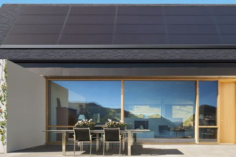 Tesla S New Solar Panels Blend Right Into Existing Roofs Solar Panels Best Solar Panels Residential Solar Panels