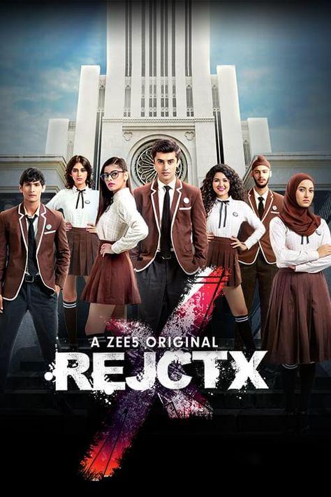 RejctX (2020) Hindi S02 E1-8 Complete x264 AAC