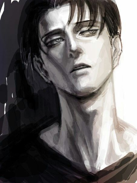 Pin By Kriss On Art Attack On Titan Levi Attack On Titan Attack On Titan Anime