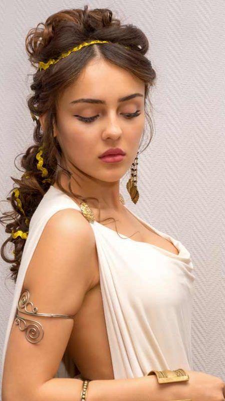 Griechische Frisuren 2019 Um Ihre Innere Gottin Herauszubringen