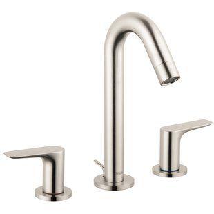Bathroom Faucets You Ll Love Wayfair Bathroom Sink Faucets Bathroom Faucets Widespread Bathroom Faucet
