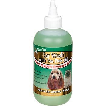 A Great Ear Wash Is Part Of A Monthly Routine Of Care For Your Dog Dog Cleanear Earwax Tea Tree Oil Ear Wax Candle Dry Skin Routine