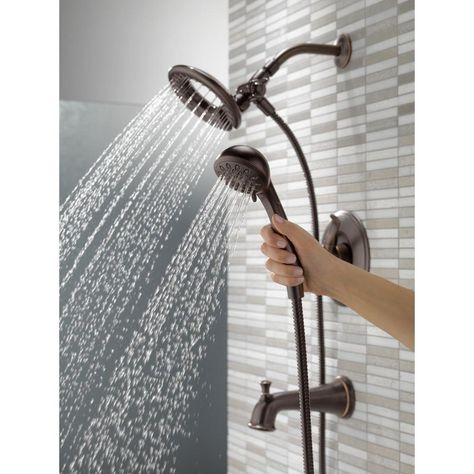 Wrought Iron 1 Handle Shower Faucet