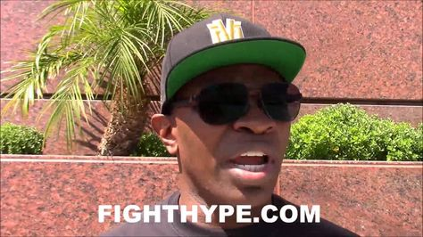 KENNY PORTER SAYS SHAWN PORTER ALREADY TRAINING FOR OCTOBER RETURN; GIVE...